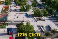 Üsküdar Meydanı'na 874 araçlık yeraltı otoparkı yapılacak