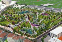 İşte Türkiye'nin ilk Millet Bahçesi