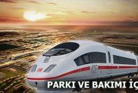 3. Havalimanı metrosuna 408 dönümlük park ve bakım alanı