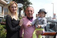 Ali Ağaoğlu'nun oğlu Ali Ege beşinci yaşını kutladı