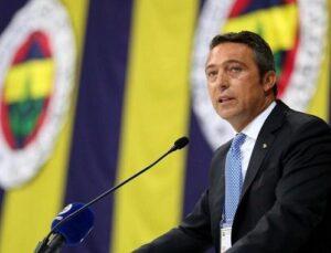 Ali Koç'tan Fenerbahçe Evleri projesiyle ilgili önemli karar