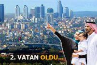 Türkiye'deki Araplar kendilerine yeni pazarlar kurdu