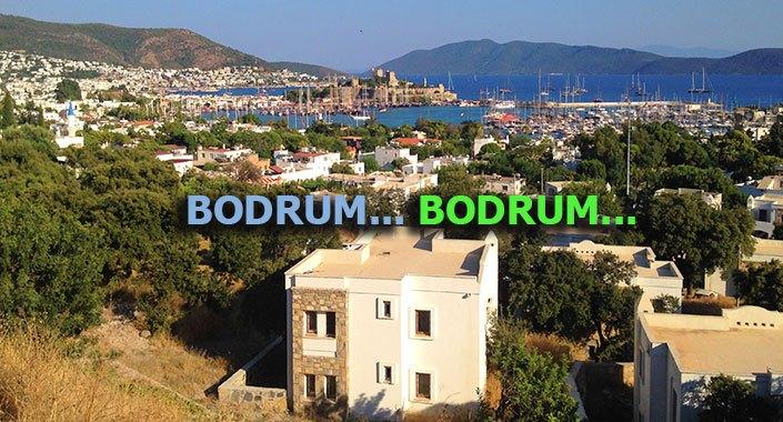 Bodrum, lüks markaların er meydanı oldu