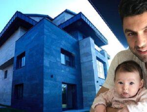 Burak Yılmaz Acarkent'ten villa satın aldı