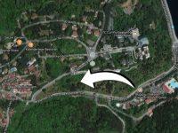 Sarıyer'deki Huber Köşkü'nün komşu parseli otopark olacak