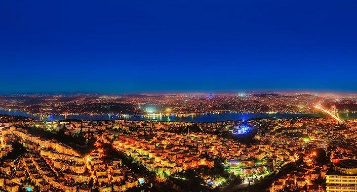 Yaşam kalitesinde İstanbul 134. sırada