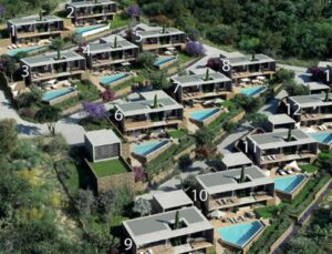 Jacaranda Estate'de 795 bin Euro'dan son 2 yazlık villa