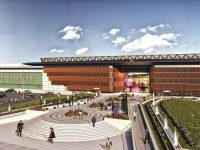 KUMSmall Factory Alışveriş Merkezi'nin lansmanı yapıldı