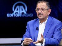 Bakan Özhaseki imar barışının detaylarını açıkladı