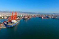 Mersin'deki kurvaziyer limanı yenileniyor