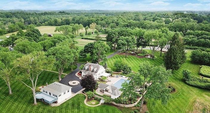 Türken Vakfı Muhammed Ali'nin çiftlik evini satın aldı