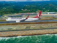 Ordu-Giresun Havalimanı Gülyalı'yı coşturdu