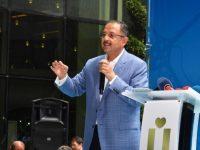 Bakan Özhaseki Üsküdar'da İmar Barışını anlattı