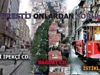 İstanbul'un prestij caddelerinde sosyoloji değişti!