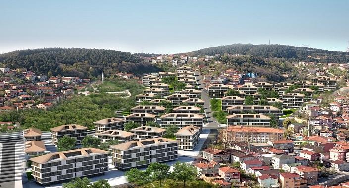 Kiptaş Beykoz Tokatköy Şehri Sitare görücüye çıktı