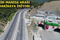 Sabuncubeli Tünelleri 6 gün sonra açılıyor