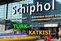 Anel ve TAV Schiphol Havalimanı'nda iskele kuracak