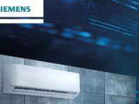 Evlerin havası Siemens Wi-Fi klimalar ile kontrol ediliyor