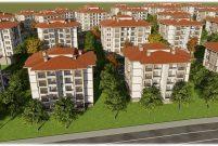 TOKİ Kahramanmaraş'a yeni bir mahalle inşa ediliyor