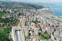 23 kilometrelik Kanuni Bulvarı projesine 17 tünel