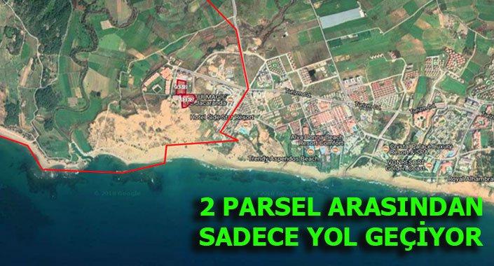 Antalya Vakıflar Manavgat'ta karşılıklı 2 parseli ihale edecek