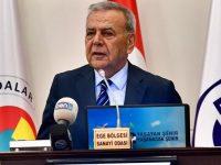 Aziz Kocaoğlu İzmir'deki kentsel dönüşümü anlattı