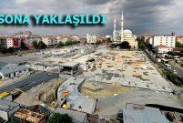 İstanbul Bağcılar'a 55 dönümlük devasa bir meydan yapılıyor