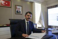 Murat Kurum, Emlak Konut GYO Genel Müdürlüğü'nden istifa etti