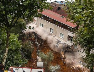 Sütlüce'de yıkılan bina ile ilgili gerçekler ortaya çıktı