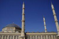 Turizmin başkenti Antalya'ya 15 bin kişilik cami