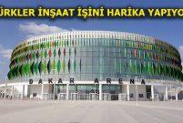 Senegal Spor Bakanı Ba, Dakar Arena'ya hayran kaldı