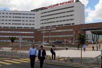 Elazığ Şehir Hastanesi 1 Ağustos'ta açılıyor