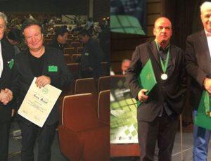 Emre Arolat ve Murat Tabanlıoğlu Uluslararası Mimarlık Akademisi'nde