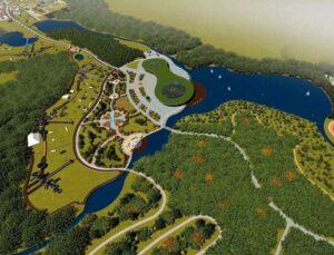 Esenler'e İnsan Yüzlü Şehir ve Şehir Parkı projesi