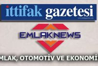 İttifak Gazetesi ve emlaknews.com.tr'den iş birliği