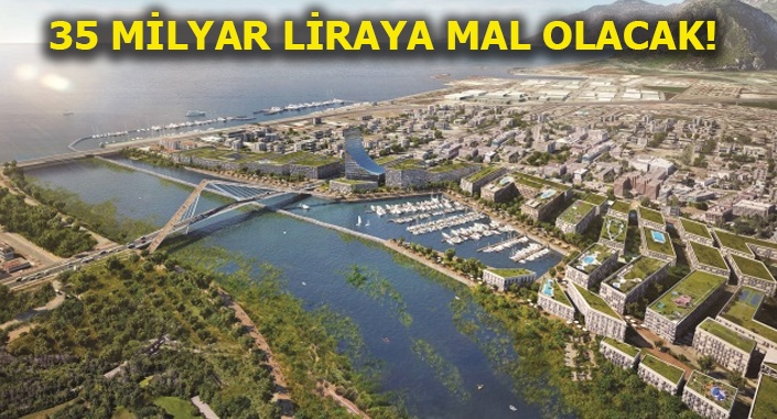 Kanal İstanbul'a yap-işlet-devret modeli uygulanacak