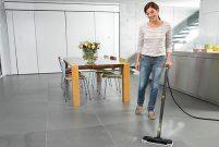 Kärcher, buhar basıncıyla evlerde üstün temizlik sağlıyor