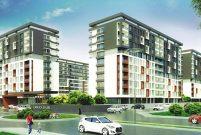 Konya Çamlıca Evleri 208 konut ve 12 dükkandan oluşacak