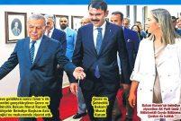 Çevre ve Şehircilik Bakanı'ndan İzmir'e Kurum'sal ilgi!