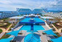 Limak Cyprus Deluxe Hotel açıldı