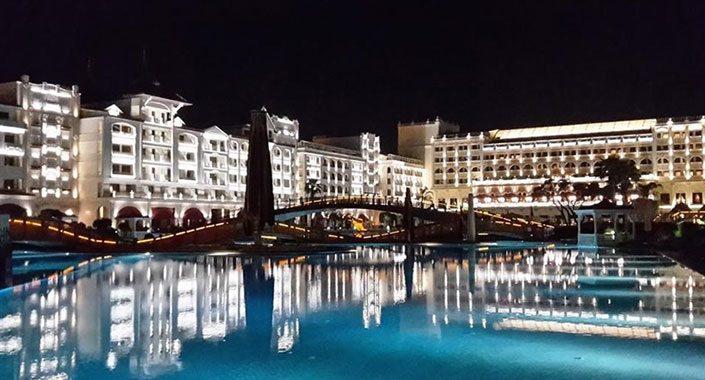 Mardan Palace Hotel'in yeni işletmecisi belli oldu