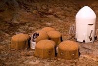 NASA, Mars'a yapılacak konut projelerini tanıttı