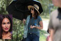 Megan Fox Çanakkale Troya'ya geldi
