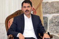 Bakan Murat Kurum'un yardımcıları belli oldu