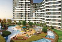 Sinpaş Marina Towers'da yaşam başlıyor