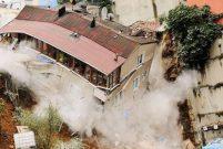 Sütlüce'deki binanın neden yıkıldığı ortaya çıktı