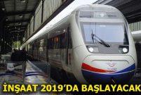 Halkalı-Kapıkule arasına hızlı yeni tren hattı geliyor