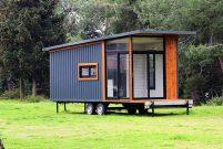 Vagoon House'lar mobil, minimal ve ekonomik