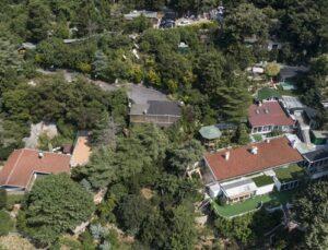 Adnan Oktar'ın Kandilli'deki villasında yıkım başladı