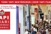 42. Yapı Fuarı – Turkeybuild 18 – 22 Haziran'da